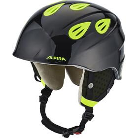 Alpina Grap 2.0 Helmet yellow/black